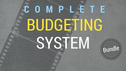 complete budgeting system gray bundle